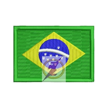 Bandeira do Brasil em 04 Tamanhos