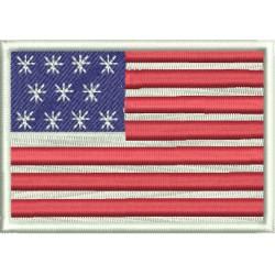 Bandeira Estados Unidos em 03 Tamanhos