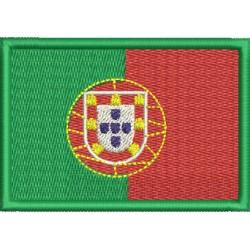 Bandeira de Portugal em 04 Tamanhos