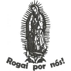 Nossa Senhora de Guadalupe 03 - Três Tamanhos