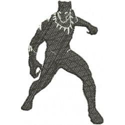 Pantera Negra - Pequeno