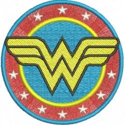 Logo Mulher Maravilha 01