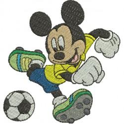 Mickey Futebol 02 - Três Tamanhos