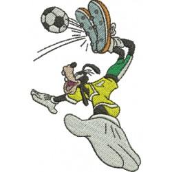 Pateta Futebol - Três Tamanhos