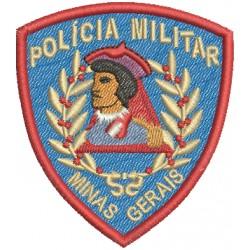 Brasão da Polícia Militar de Minas Gerais