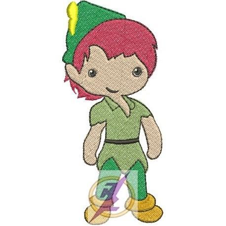 Peter Pan 05 - Médio