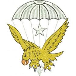 Brigada Paraquedista Sem Contorno - Médio