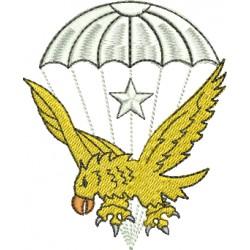 Brigada Paraquedista Sem Contorno - Pequeno
