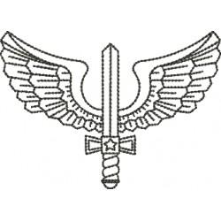 Asa Aeronáutica 02 - Pequeno