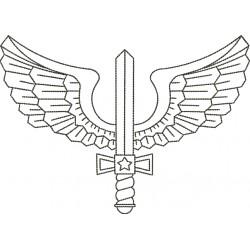 Asa Aeronáutica 02 - Grande