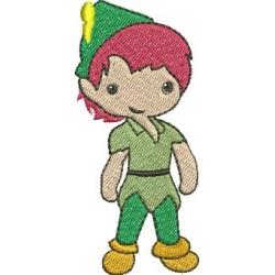 Peter Pan 05 - Pequeno