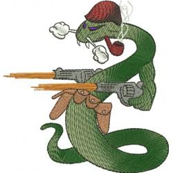 Cobra Fumando - Médio