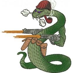 Cobra Fumando - Pequeno
