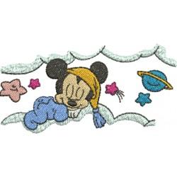 Baby Mickey 06 - Três Tamanhos