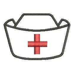 Chapéu de Enfermeira 01