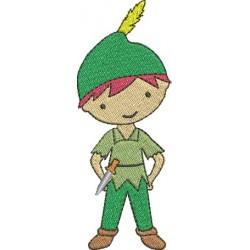 Peter Pan 06 - Médio