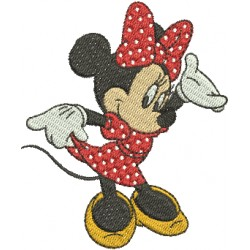 Minnie 40 - Três Tamanhos