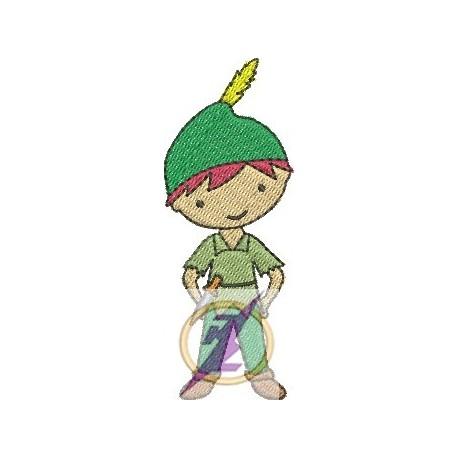 Peter Pan 06 - Pequeno