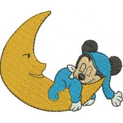 Baby Mickey 19 - Três Tamanhos