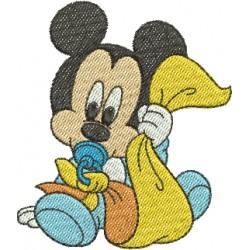 Baby Mickey 22 - Três Tamanhos