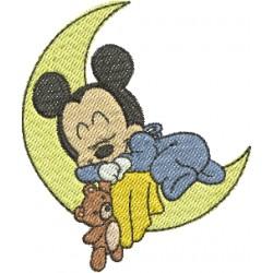 Baby Mickey 23 - Três Tamanhos