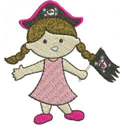 Menina Pirata