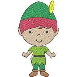 Peter Pan 07 - Médio