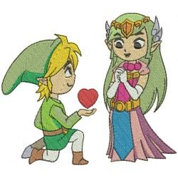 Zelda e Link