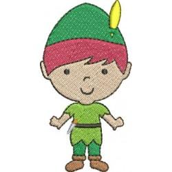 Peter Pan 07 - Pequeno