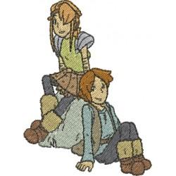 Soluço E Astrid - Pequeno