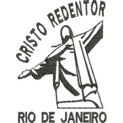 Cristo Redentor 02 - Pequeno
