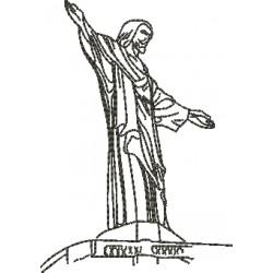 Cristo Redentor 03 - Pequeno
