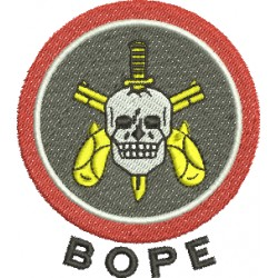 Emblema do BOPE 04
