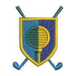Brasão de Golf 03