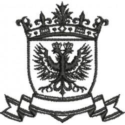 Brasão Preto e Branco