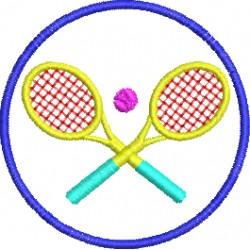 Brasão de Tênis 01