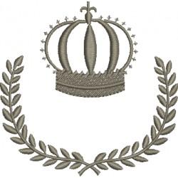 Coroa com Louros 02